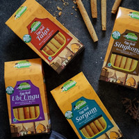 Paket 4 - Snack Gluten Free All Varian (Dus) - Pawon Narasa