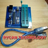 USBASP DOWNLOADER MCS AT89S52 & AVR ATMEGA 8 /32 ATMEL PROGRAMMING