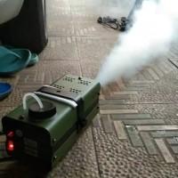 Desinfektan Fogging / Fog Machine atau Mesin Asap Smoke 600 Watt