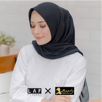 Kerudung Segi Empat Voal Polos Premium Majesty Hijab