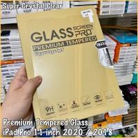 Tempered Glass iPad Pro 11 2020 2018 Antigores Screen Guard 11inch New