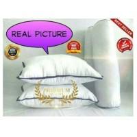 Grosir Bantal Tidur Bulu Angsa SINTETIS (BUATAN) silikon bantal hotel