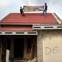 Atap Spandek Pasir Spek Ekonomis