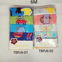tee t-shirt kaos bayi lengan panjang carter/ kaus oblong bayi tangan p