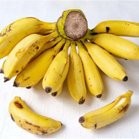 Pisang raja sereh 1 sisir buah buahan segar sehat fresh harga grosir