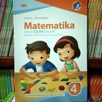 BUKU MATEMATIKA SISWA SD kelas 4 kurikulum 2013 revisi