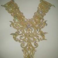 Kalung baju tari jaipong choker kalung etnik -perlengkapan baju tari-
