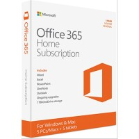Microsoft Office 365 Home / Family (PC/Mac)