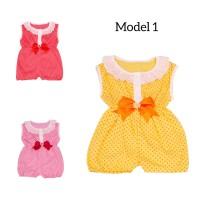 Jumper Bayi/Jumper Anak Perempuan/Baju Kodok/Baju Bayi/Terusan Bayi