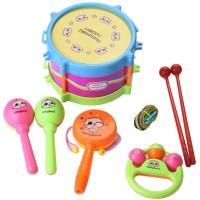 baby concert mainan bayi anak balita drum kricikan saxophone tamborin