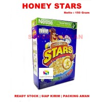 Honey Stars / Star 150 Gram Nestle Sereal - Sarapan Sehat   Bintang