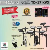Roland TD-17KVX + Single Pedal / TD17KVX / TD17-KVX VDrums Elektrik