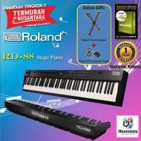 Roland RD 88 / RD88 - Digital Stage Piano - Keyboard Garansi Resmi