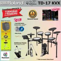 Roland TD-17KVX Bundling Komplit / TD17KVX / TD17-KVX VDrums Elektrik
