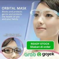 Face Shield Medis Kacamata APD