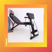 BANGKU SIT UP alat olah raga fitness sit up bench
