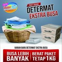 DeterMat Varian Ekstra Busa - Paket Bahan Deterjen Cair