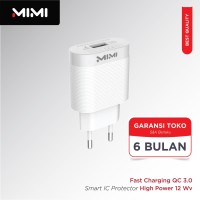 MIMI USB Travel Charger High Speed MM-A303Q