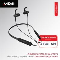 MIMI Neck Hanging Magnetic Earphones MM-A15