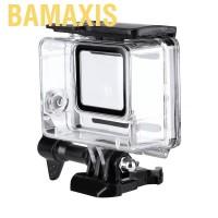 Bazis Casing Anti Air untuk GoPro Hero 7 Warna Silver / Putih