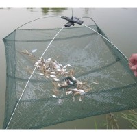 Jaring Ikan Lipat Bahan Nilon