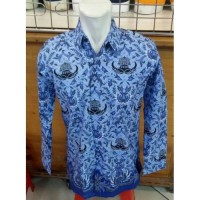 AD Batik KORPRI PRIA / baju batik KORPRI /seragam KORPRI (Terbaik)