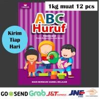 Mainan Edukasi Anak Perempuan 2 Tahun Kartu Pintar Belajar Alphabet