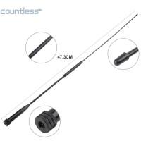 Antena Dual Band sma-m rh901s untuk YAESU VX-7R Baofeng uv-3r Walkie