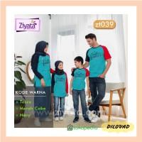 Kaos Couple Family / Baju Couple Keluarga / sarimbit / Baju Muslim Cou