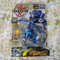 Bakugan DX Baku 021 Hydorus Blue Lion Battle Planet Original ORI
