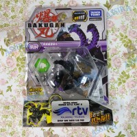 Bakugan Basic Baku 004 Nillious Ultra Dragonoid Battle Planet Original
