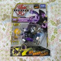 Bakugan DX Baku 012 Nillious Ultra Dragonoid Battle Planet Original