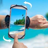 HP Smartphone Holder Lengan Olahraga / Armband Wristband Smartphone