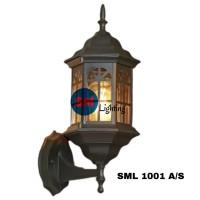 Lampu dinding outdoor (1001 A/S)
