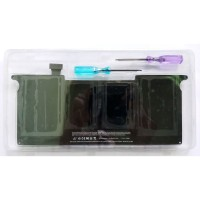 Original Baterai Laptop Apple Macbook Air A1406 A1495 A1370 A1466