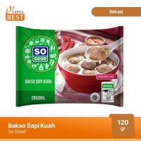 Bakso Kuah Sapi So Good 120 gr