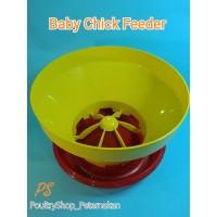 Baby Chick Feeder-Tempat Makan anak ayam