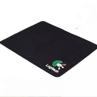 Promo Mouse pad Logitech Bahan Rubber Anti Selip