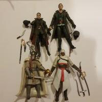 assasins creed Altair syndicate figure Ubisoft 1/18