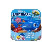 BABY SHARK SING AND SWIM BATH TOY BLUE - ORIGINAL ZURU