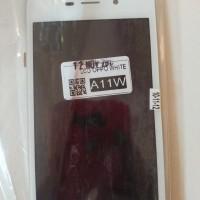 lcd touchscreen oppo a11 a11w r1301 joy 3 kualitas ori