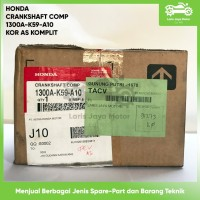 CRANKSHAFT COMP 1300A-K59-A10 HONDA ALL NEW VARIO 150 ESP