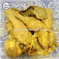Ayam Ungkep Bumbu Kuning 1 Ekor (6 potong)