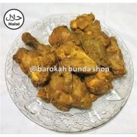 Ayam Ungkep Bumbu Kuning BESAR 1 Ekor (9 potong)