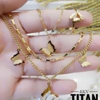titanium set perhiasan dewasa 22a31