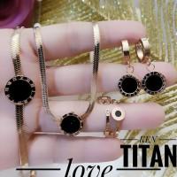titanium set perhiasan dewasa 22a32