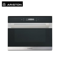 ARISTON BUILT IN MICROWAVE OVEN: INOX COLOR - MP 796 IX A 60HZ