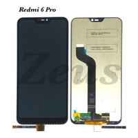 LCD TOUCHSCREEN XIAOMI REDMI 6 PRO - MIA2 LITE - MI A2 LITE - FULLSET - Hitam