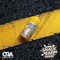 Snack Bar Banana By Ora Brewery 100ml - Liquid SnackBar Banana 100ml