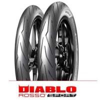 Ban Pirelli Diablo Rosso Sport 90/80-17 pireli roso ninja rr r tiger